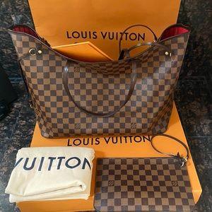 Louis Vuitton Neverfull Damier GM